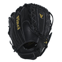 Vinci Pro 22 Series RCV1200-22 Black All Leather Fast Pitch Glove 12 inch