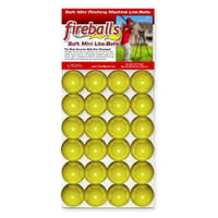 Fireballs - Golf Sized Pitching Machine Balls