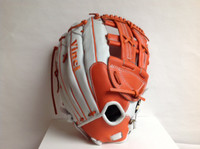 "Custom Vinci Limited Series 13.5"" TJ1952 - Orange/White"