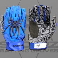 columbia blue batting gloves