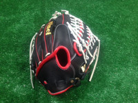 Custom Vinci PJV 13 inches Black/Red/White