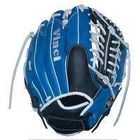 Vinci Fortus Series 12 Inch Fielders Glove Blue and Black