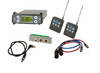 Lectrosonics SRC Kit W/ 2x LT Transmitters, SREXT, Output Cables and BDS Cable, C1 (614.400 - 691.175 MHz Blocks 24, 25 and 26)