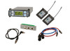 Lectrosonics SRC Kit W/ 2x LMb Transmitters, SREXT, Output Cables and BDS Cable, C1 (614.400 - 691.175 MHz Blocks 24, 25 and 26)