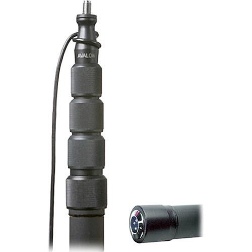 K-Tek KEG-88CC Avalon Graphite Coil Cabled Boompole (7 ft. 3 in.)