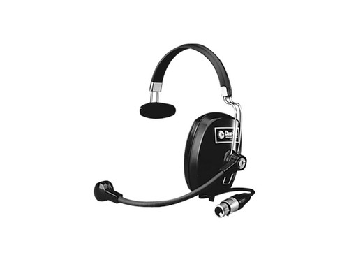 Clear-Com CC40 Single Enclosed Ear Intercom Headset