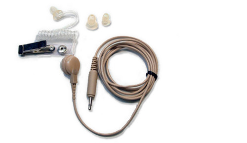 "Telex CES-2 1/8"" IFB Coiled Ear Piece Earwig"