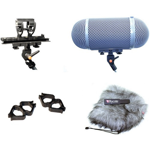 Rycote Stereo Windshield Kit AE