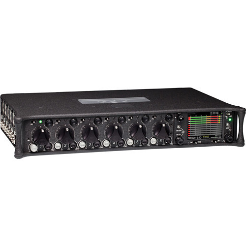 Sound Devices 664 6 Channel Field Mixer / Recorder