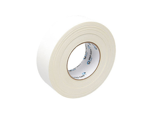 TAI Audio #510 2 in. Cloth White Gaffers Gaff Tape