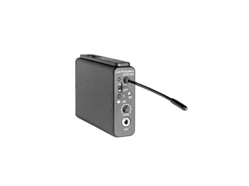 Lectrosonics UCR100 UHF Wireless Microphone Receiver (Block 21)