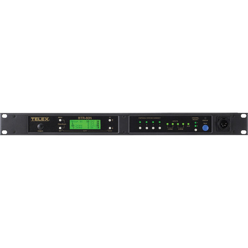 Telex BTR-80N 2-Channel UHF Base Station (A5F RTS)