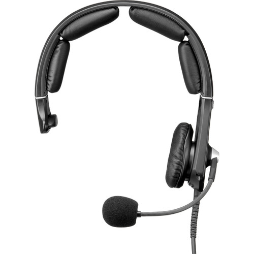 Telex MH-300 Single-Sided Premium Lightweight Headset w/ 4-Pin XLRF