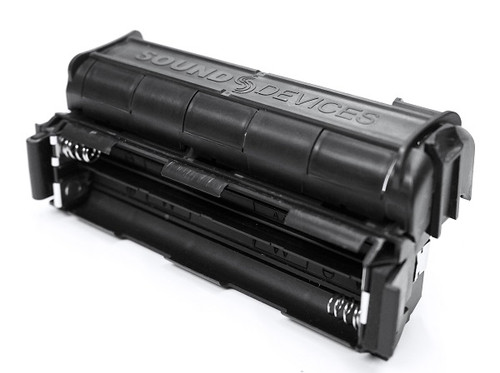 Sound Devices MX-8AA Battery Sled for MixPre-3/MixPre-6 Recorders