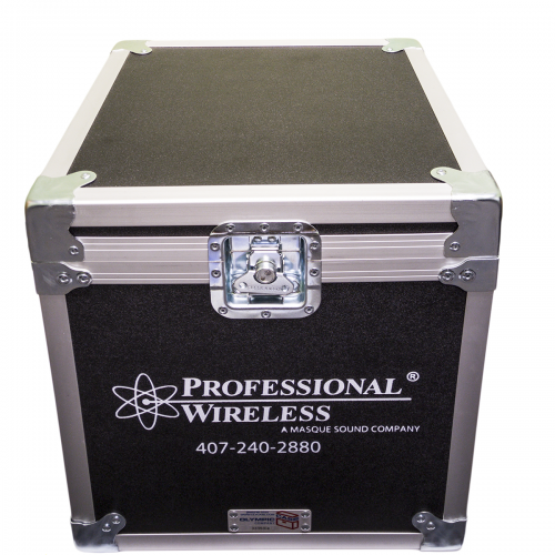 Professional Wireless Olympic Single Helical Road Case