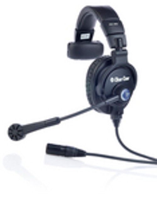 Clear-Com CC-300-X6 / Single-ear Standard Headset  XRL-6M