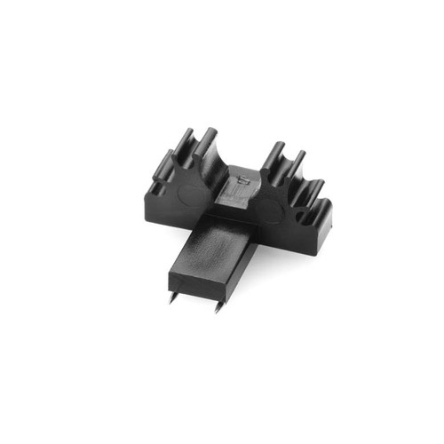 DPA Holder with Double Pin for d:screet™ Miniature Microphone (DMM0002-B)