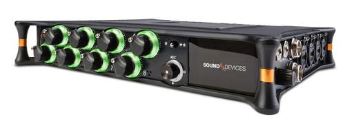 Sound Devices MixPre-10T Portable Audio Recorder