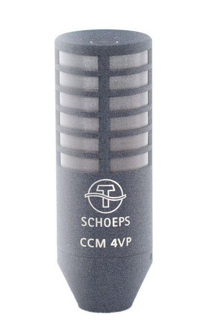 Schoeps CCM 4VP LG Cardioid Compact Microphone for close pickup