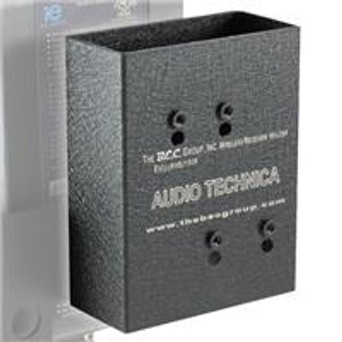 BEC Group BEC-AT100 Wireless Receiver Holder for Audio Technica Wireless