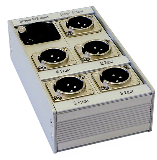 Schoeps Splitterbox M/6U Surround Splitter Box for Up to 6 Channels