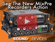 See The New MixPre Recorders in Action