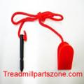 BowFlex Treadclimber Model TC3000 Safety Key Part 003-5666