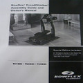 BowFlex Treadclimber Owners Manual TC1000 3000 5000