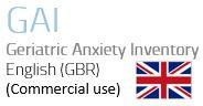 GAI form - (English language - GBR)