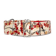 Martingale Collar [Sakura Red]