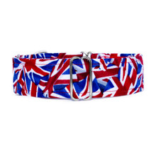 Martingale Collar [Union Jack]