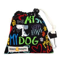 Noddy & Sweets Poop / Treat Bag [Love My Dog]