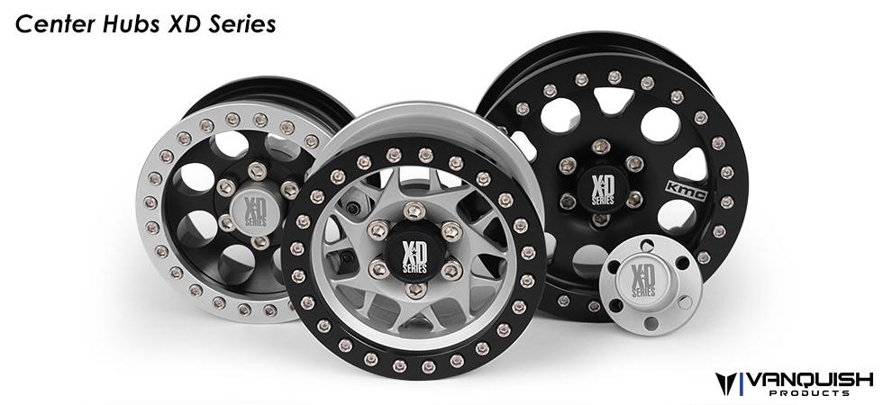 1.9 KMC Beadlock Wheels