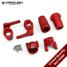 Axial SCX10 Stage One Kit Red Anodized