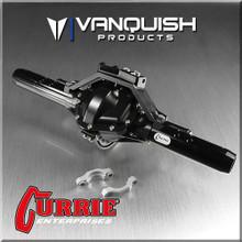 Currie RockJock SCX10 Rear Axle Assembly Black