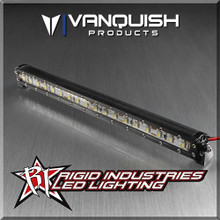 Rigid Industries 6in LED Light Bar Black Anodized