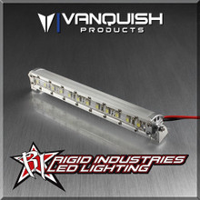 Rigid Industries 4in LED Light Bar Clear Anodized