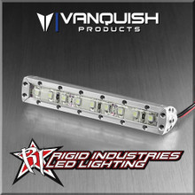 Rigid Industries 3in LED Light Bar Clear Anodized