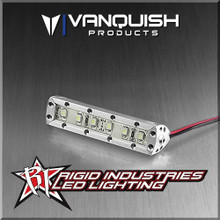 Rigid Industries 2in LED Light Bar Clear Anodized