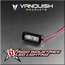 Rigid Industries 1in LED Light Bar Black Anodized