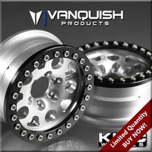 KMC Enduro XD222 1.9 Wheels Clear Anodized