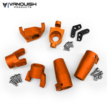 Axial Wraith Stage One Kit Orange Anodized
