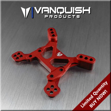Axial EXO Terra Buggy Front Shock Tower Red Anodized
