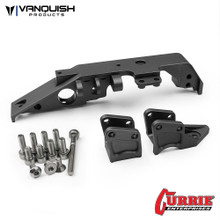 Wraith Currie Truss/Link Mounts Rear Grey Anodized