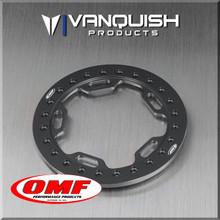 OMF 2.2 Phase 5 Beadlock Grey Anodized