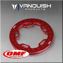 OMF 2.2 Phase 5 Beadlock Red Anodized