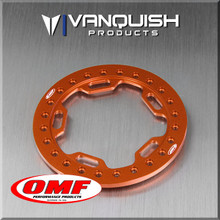 OMF 2.2 Phase 5 Beadlock Orange Anodized
