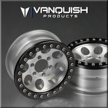 Vanquish 1.9 8 Hole Shooter Clear/Black Anodized