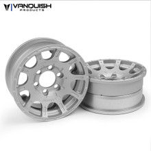 Method Roost 1.9 Wheel Clear Anodized