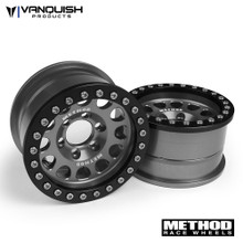 Method 1.9 Race Wheel 105 Grey/Black Anodized